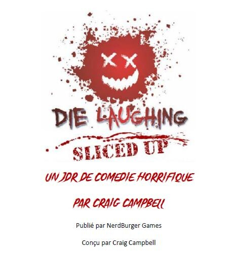 Die Laughing Sliced Up  (VF)